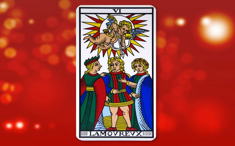 Carte Tarocchi Amore