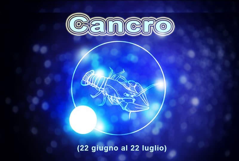 Oroscopo di CANCRO oggi 15th Giugno 2021