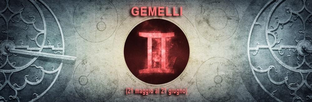 Oroscopo di GEMELLI oggi 27th Settembre 2020