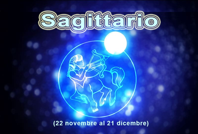 Oroscopo di SAGITTARIO oggi 30th Novembre 2020